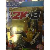 Nba 2k18 Ps4 Legendary Edition Gold Sellado Super Oferta!!
