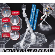Action Base - Bandai - Gundam - Transparente