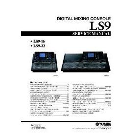 Manual Service Mesa Digtal Yamaha 01v,sl9,m7,pm5d-rh