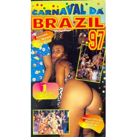 * Vhs Carnaval Da Brazil 1997 Deborah Rios, Greice Dantas *