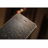 Pelicula De Vidro Com Glitter Iphone 7 Plus 6 6s 5 5s Se 5c