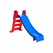 Escorregador De Plástico Toboguinho Para Playground
