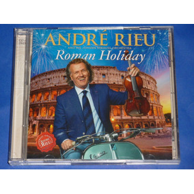 Andre Rieu Roman Holiday Cd+dvd Made In Eu
