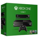 Una Consola Xbox 500 Gb Con Kinect (chat Headse Envío Gratis