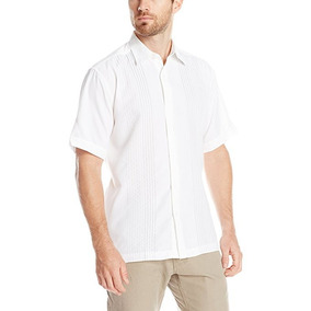 Havanera Camisa Para Playa Hombre Manga Corta - Envío Gratis