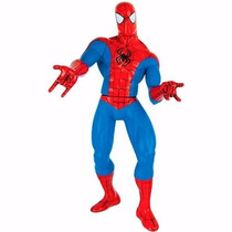 Boneco Homem Aranha Spider Man Gigante 55cm Marvel Mimo