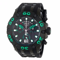 Relógio Invicta 12348 Subaqua Men 52mm Preto