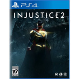 Juego Injustice 2 Ps4 Ibushak Gaming