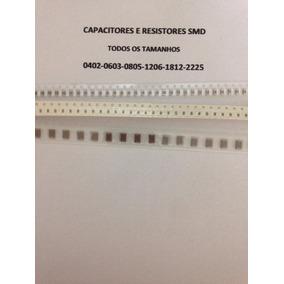 Capacitor Smd 0603 10uf X5r 10% 10v ( Fita Com 100pcs)