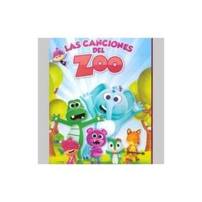 Canciones Del Zoo Las Varios Interpretes Dvd Nuevo