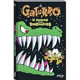 Libro Gaturro El Regreso De Los Dinosaurios Catapulta Junior