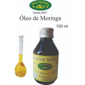 Óleo De Moringa, 100% Puro, Hidratante, Antioxidante