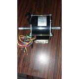 Motor Ventilador Doble Eje 1/8 Hp 220v 1450 Rpm Motorvenca