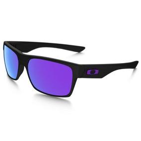 fa22c58a9ebe4 Óculos Oakley Crankcase Matte Black Violet Iridium De Sol - Óculos ...