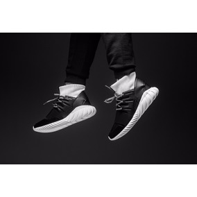 Supra Store Peru // adidas Tubular Doom Black/black/white