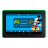 Tablet 7 Polaroid Kids Disney Android 4.4 Wifi Mundo Manias