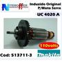 Induzido Original P/eletroserra Uc4020a 110v Makita