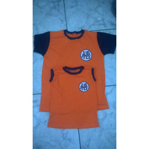 Camisa Ou Camiseta Goku 100% Algodao