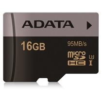 Tarjeta Micro Sd Premier Pro Uhs-i U3 4k 16 Gb Class 10