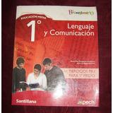 Libro Lenguaje Y Comunicacion, 1° Medio, Bicentenario Psu