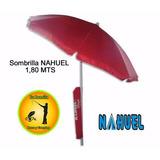 Sombrilla Para Playa Nahuel Reclinable Lona Reforzada (1.80)