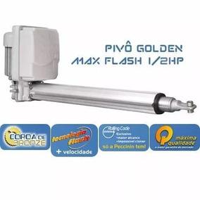 Motor Pivotante Golden Max Flash 1 Folha Até 3,5m Peccinin