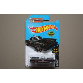 Hot Wheels Tv Series Batmobile 2016 Batman Batimovil 226/250