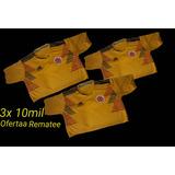 Camiseta Selección Colombia 3x10mil Ultimas Pcs.