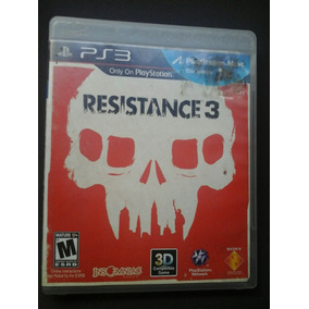 Resistance 3 - Fisico - Ps3