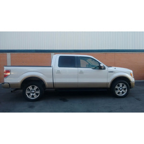 Ford Lobo 5.4 Lariat Cabina Doble 4x2 Mt 2013
