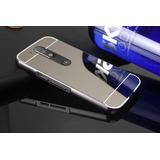 Capa Capinha Espelhada Aluminio Motorola Moto G4 Plus/g4