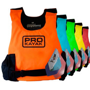 Chaleco Salvavidas Aquafloat Pro Kayak Colores Talles **5