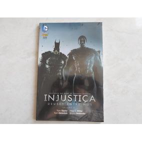 Injustiça Deuses Entre Nós Vol. 2 Panini