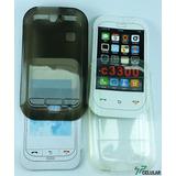Funda Tpu Doble 360 Samsung Champ C3300 C3303 Microcentro