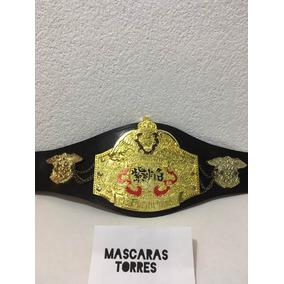 Pro Wrestling China Campeonato Cinturon D Niño Envio Gratis