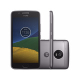 Smartphone Moto G5 Dual Chip Tela 5 32gb 13mp Platinum