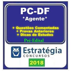 Pc Df (pcdf) - Agente