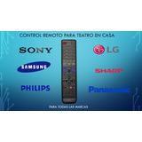 Control Remoto Teatro Tv Plasma Lcd Dvd Blu Ray Envio Gratis