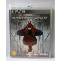 The Amazing Spider-man 2 - Homen Aranha Jogo Ps3 - Lacrado
