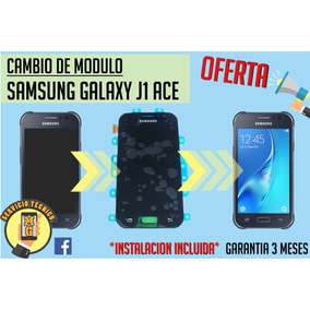 Lcd Vidrio Tactil Pantalla Modulo Samsung J110 J111 J1 Ace