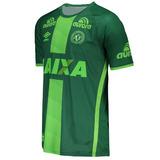 Camisa Chapecoense Com Seu Nome Ou Frase!!!