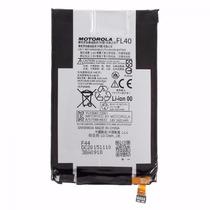 Batería Pila Moto X Play Xt1563 Fl40 Nueva Xplay