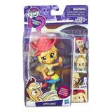 Mini Equestria Girls Rockin Applejack My Little Pony