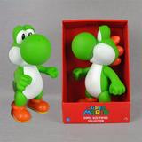 Novo Boneco Yoshi Original Nintendo Colecionável Grande