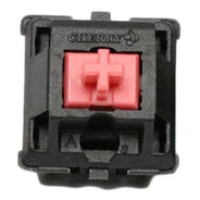 2 Switch Cherry Mx Red Para Teclado Mecanico