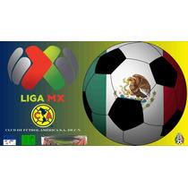 Poster Futbol Club America Las Aguilas 50 X 90 Liga Mx Sport