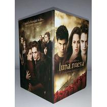 Crepusculo Luna Nueva Edicion Boxset Mochila Pelicula Dvd