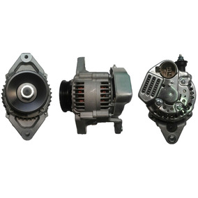 Alternador Gauss Chevrolet Swift Polea Canal 55amp