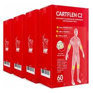 Cartflen C2 Colageno Tipo Ii 4x 60 Comp Hf Suplements