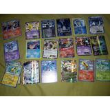 Lote De Cartas Pokemon